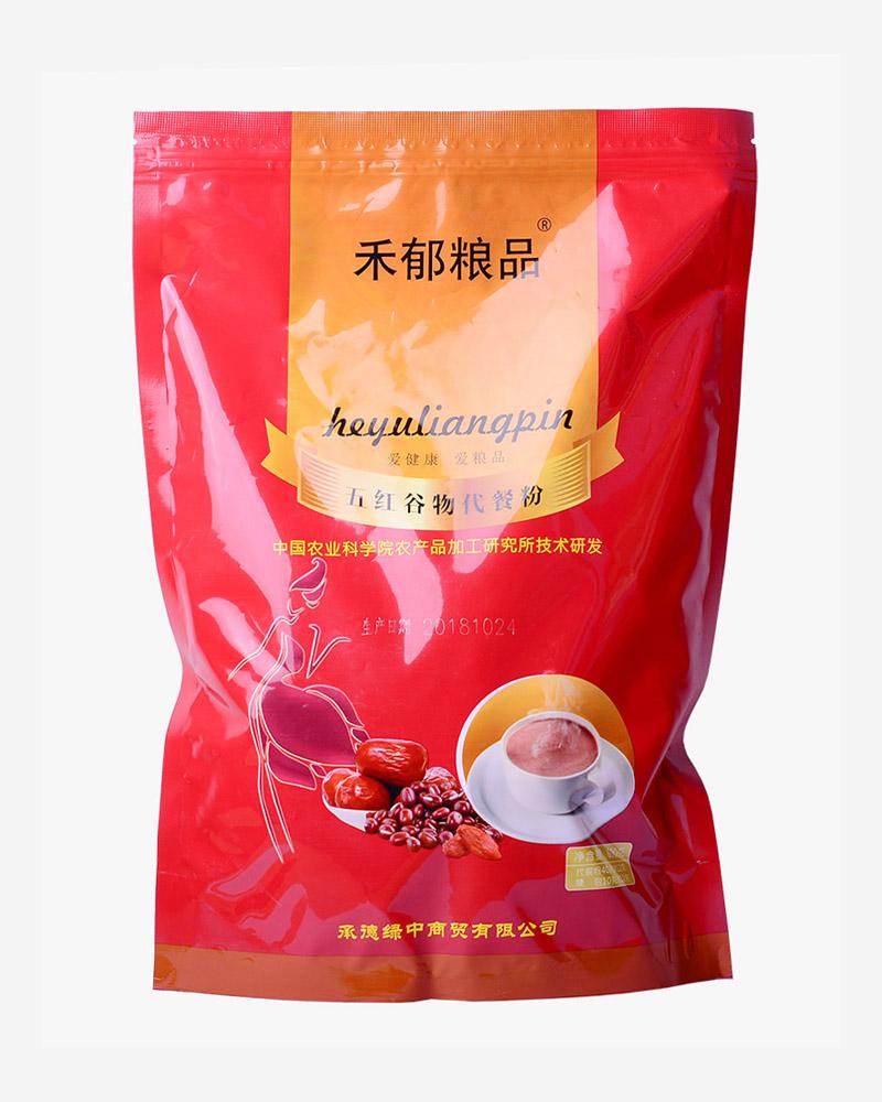 五紅谷物代餐粉